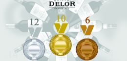 Nice record for Delor wines in 2019