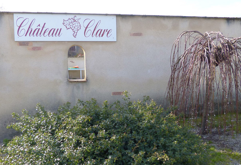 Château Clare/シャトー・クラール
