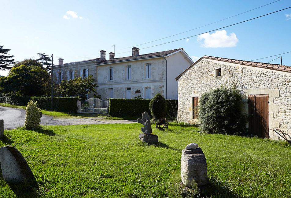 Château Les Belles Murailles/シャトー・レ・ベル・ミュライユ