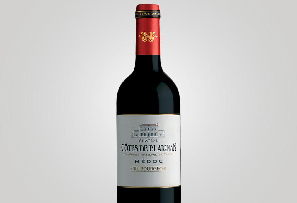 Château Côtes de Blaignan /シャトー・コート・ド・ブレニャン