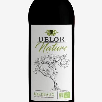 BIO_Bordeaux_Delor_Nature_etiquette-Maison_Delor-vin_Bordeaux